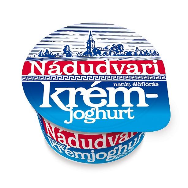NÁDUDVARI Krémjoghurt 180g
