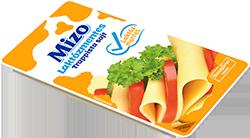 MIZO Laktozmentes szeletelt trappista sajt 125g
