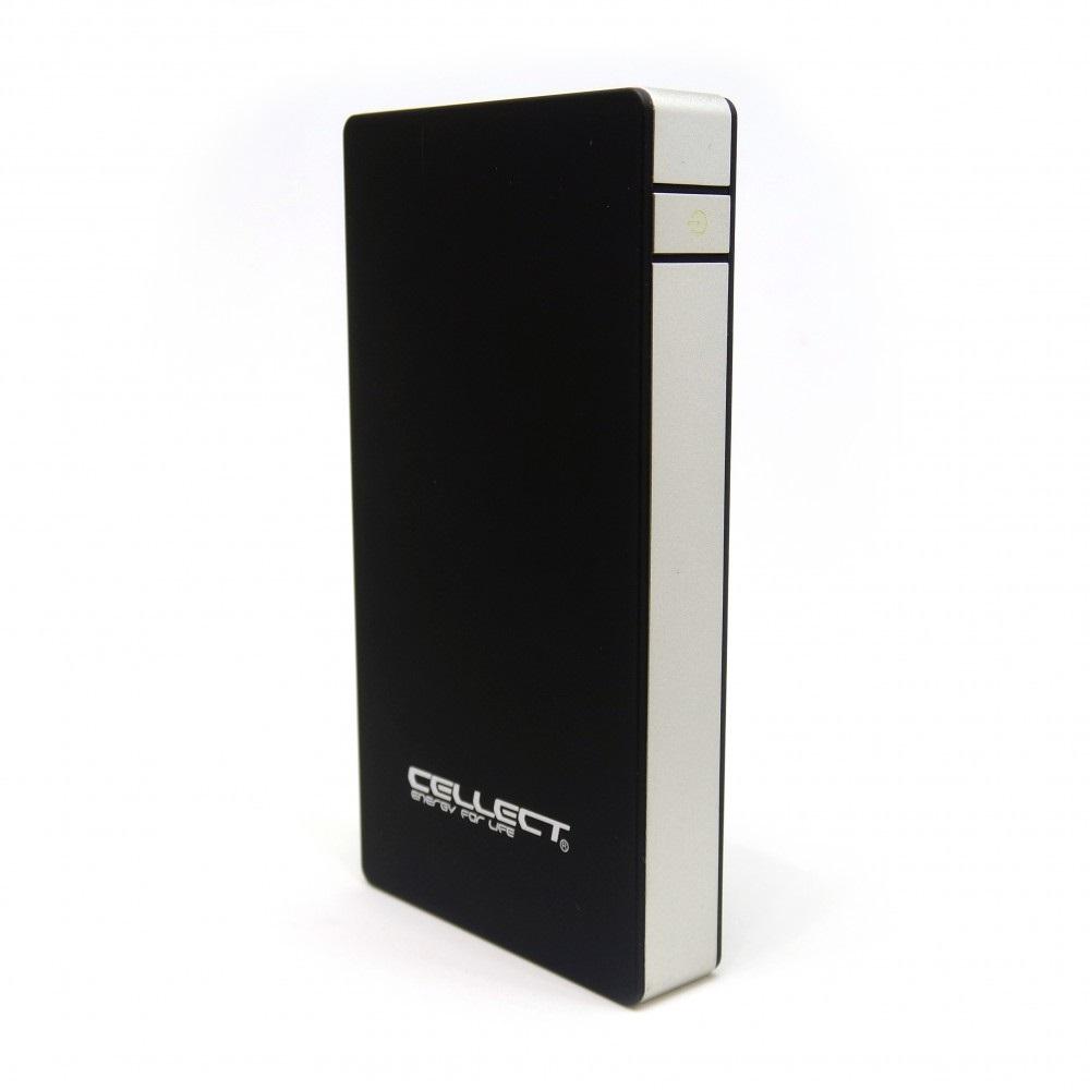 Basic hordozható powerbank (univerzális töltő) 10000 mAh CELLECT