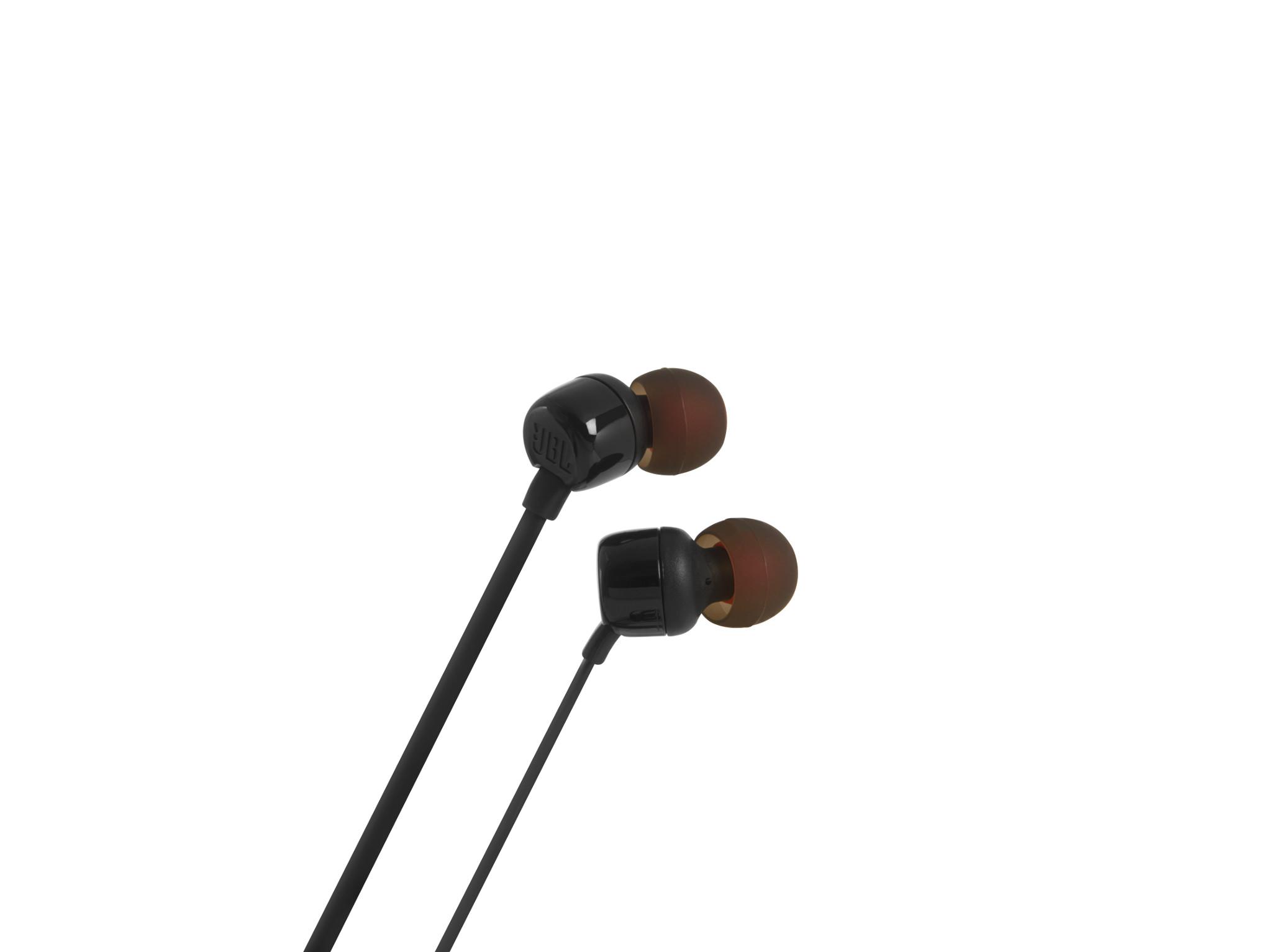 Sztereó fülhallgató fekete JBL