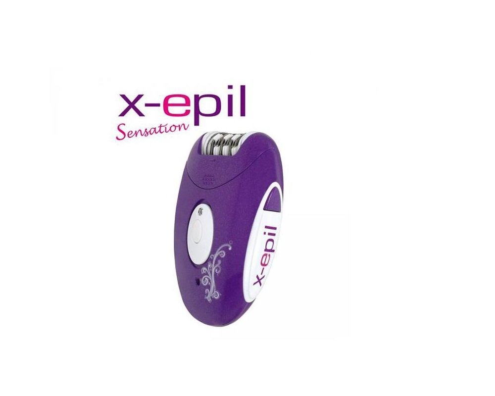 Akkumulátoros epilátor X-EPIL