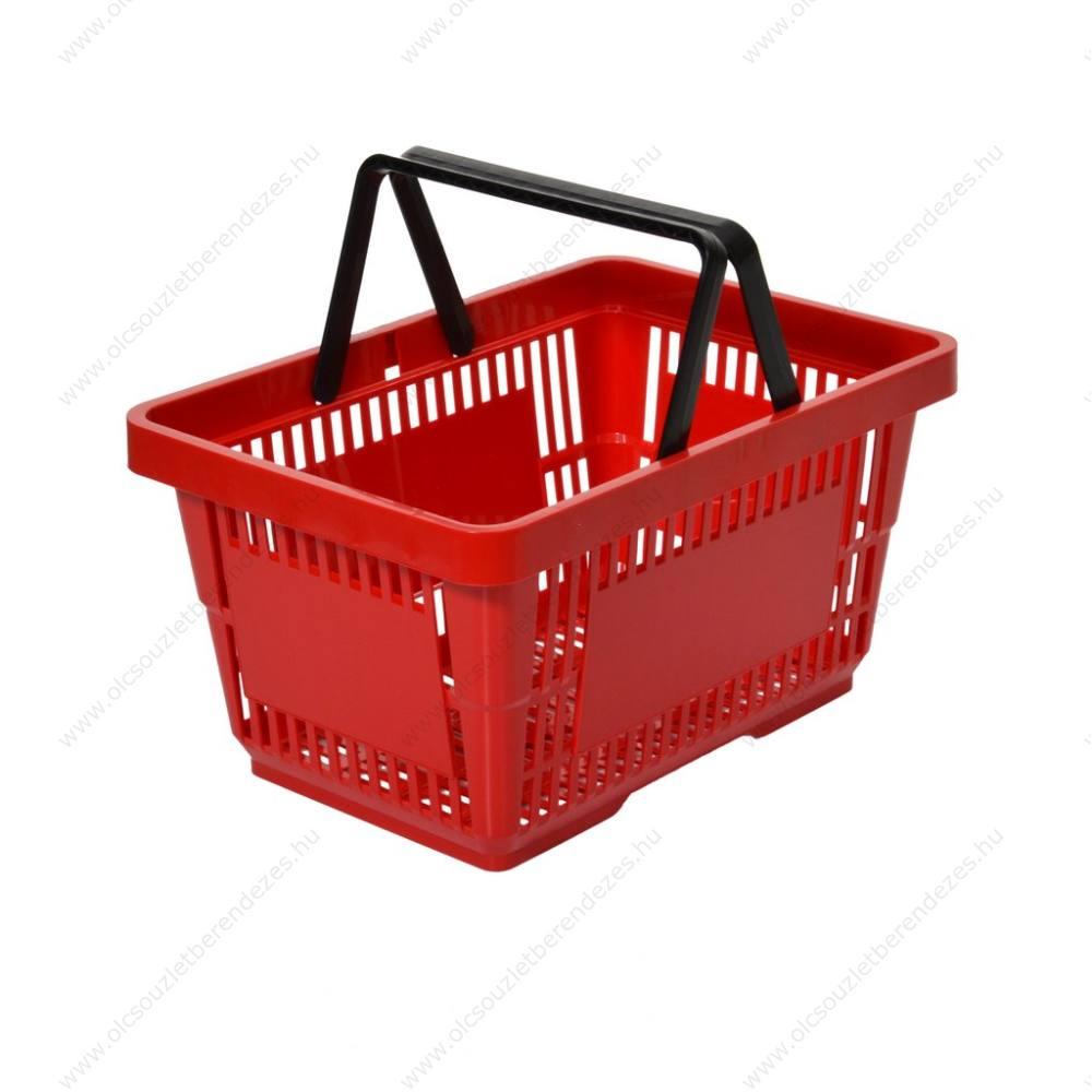 Bevásárlókosár 20 literes
