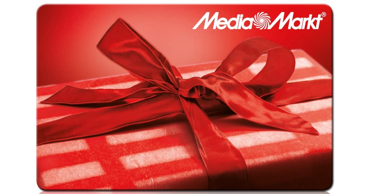 MEDIA MARKT 10000Ft értékű ajándékkártya