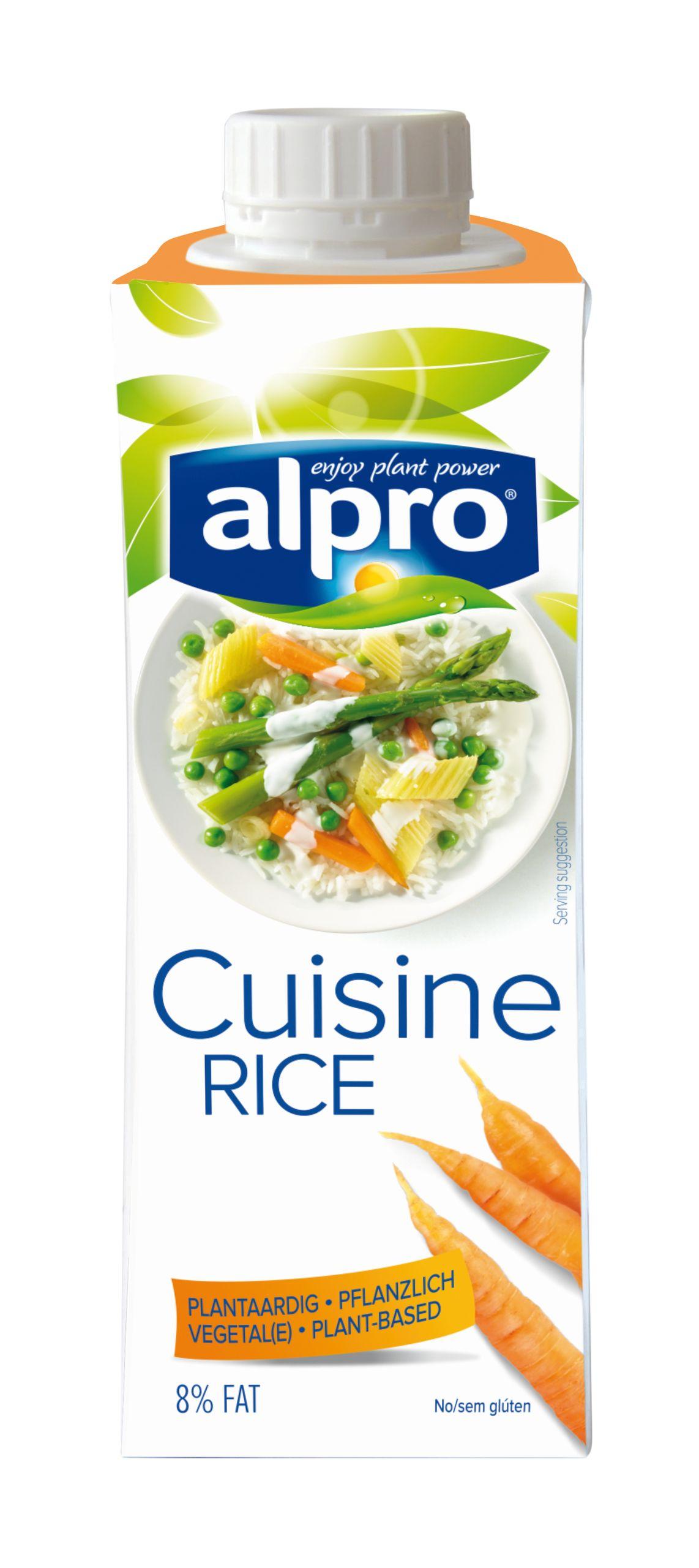 ALPRO Fozokrem rizs 250ml