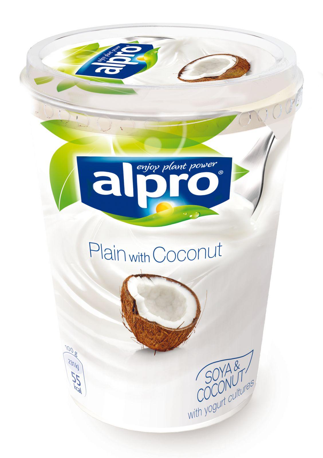 ALPRO Yofu joghurt kokusz 500g