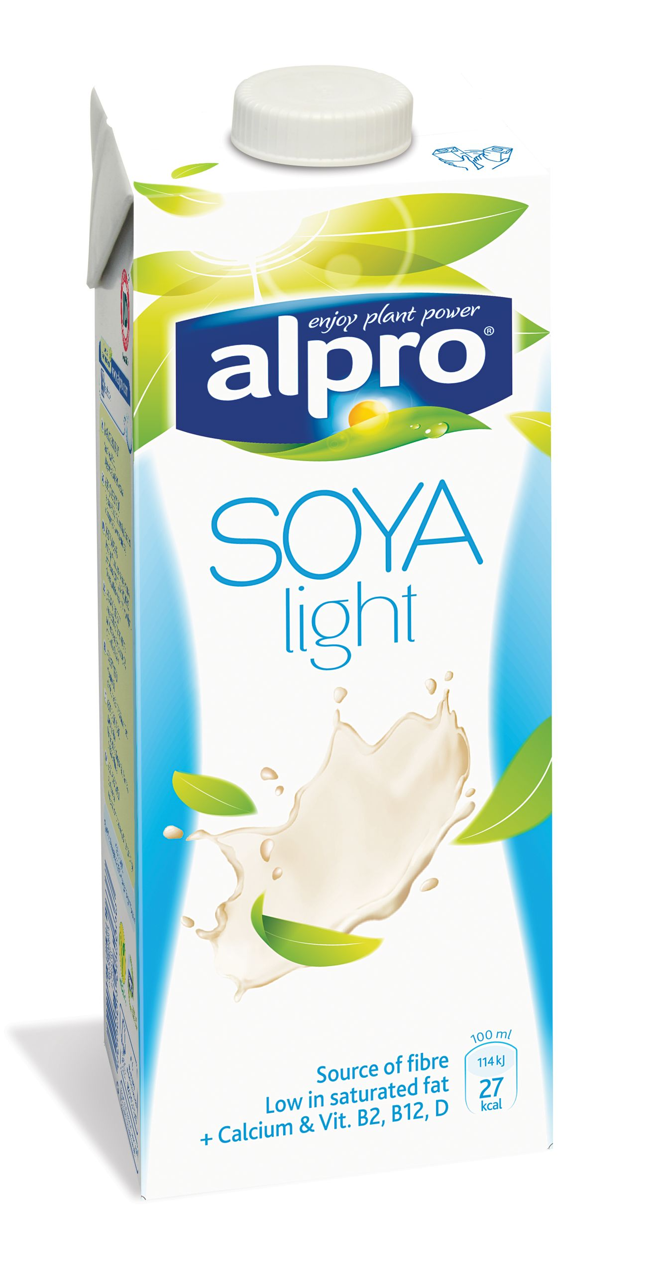 ALPRO Szojaital 1L natur, light, chocolate