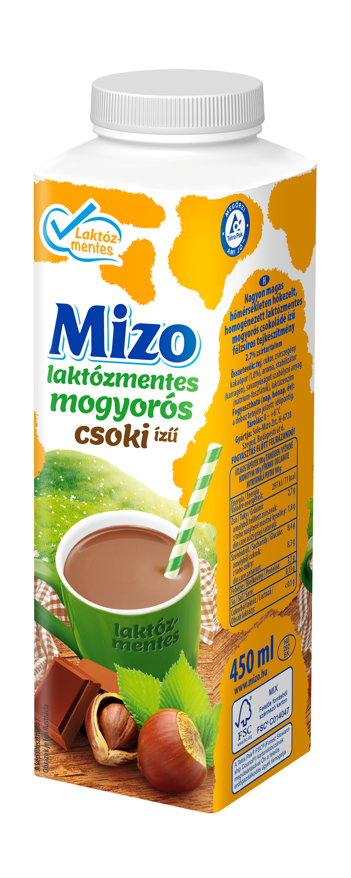 MIZO Top italok 450ml