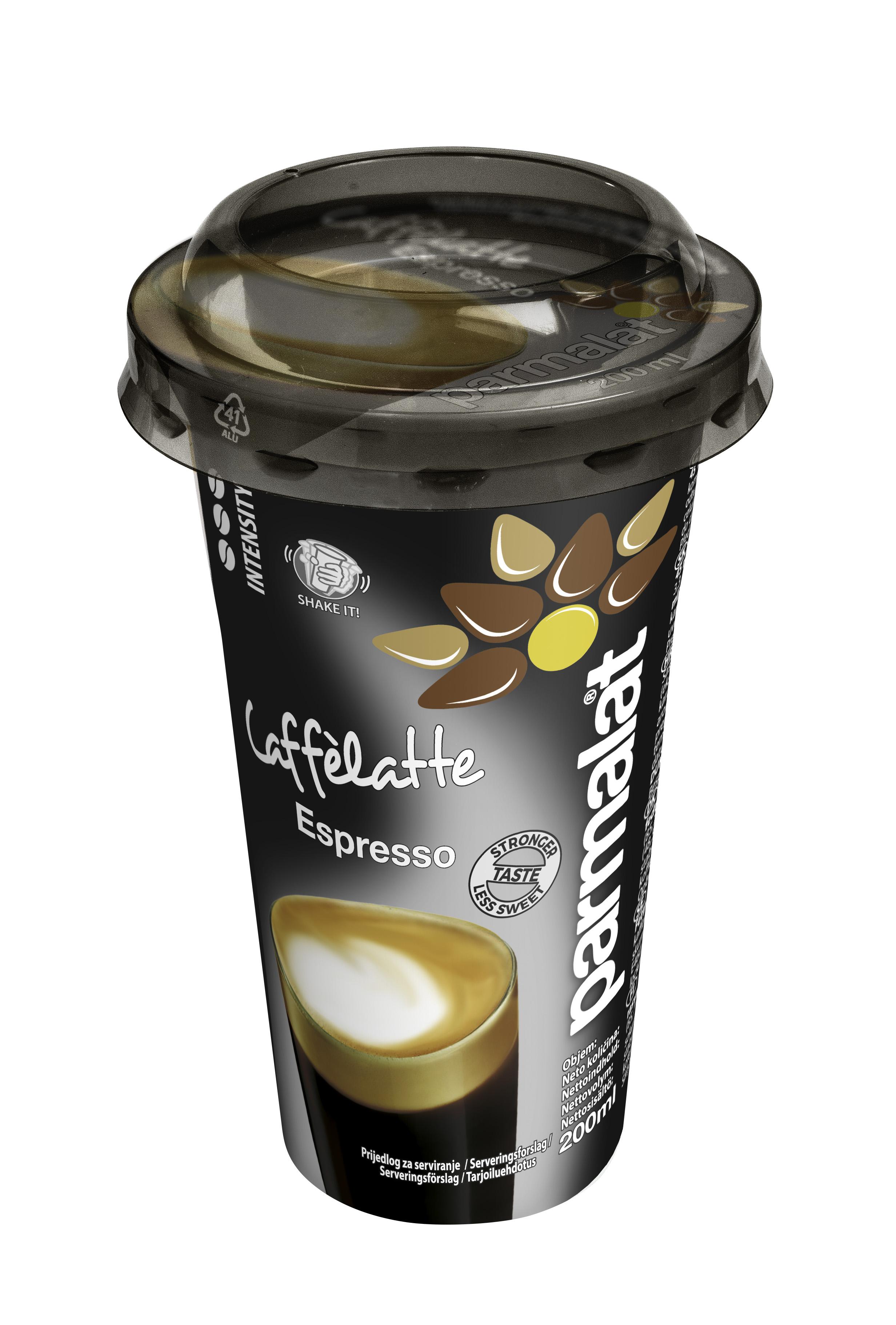 PARMALAT Caffelatte Espresso 200ml