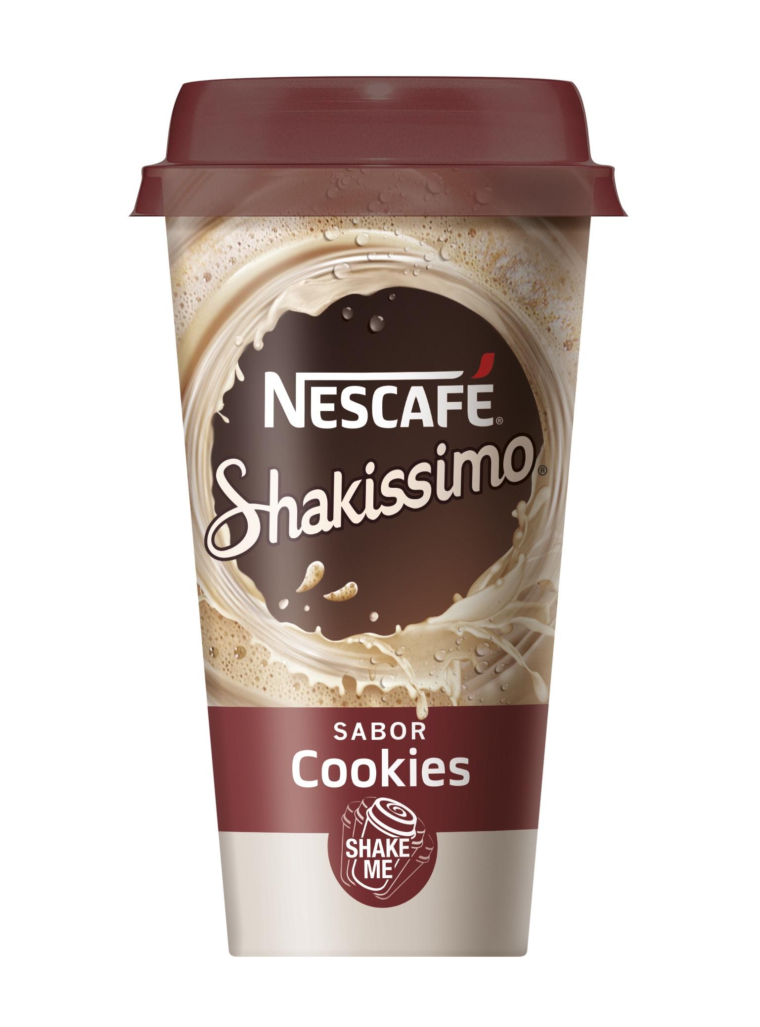 NESCAFE Shakissimo italok tobb izben 190ml