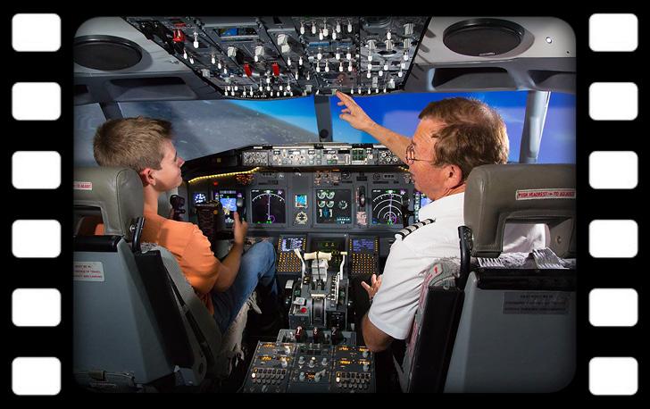 Repülőgép szimulátor