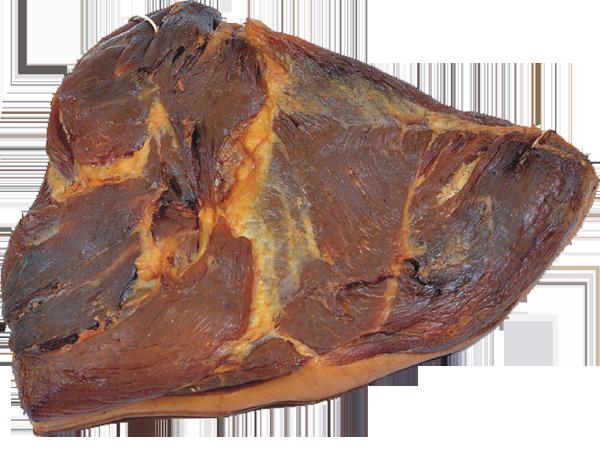 Füstölt szívsonka negyed vf. cca. 1,5kg