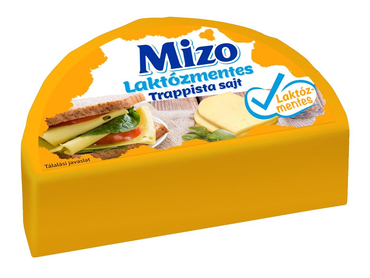 MIZO Laktozmentes trappista sajt 700g