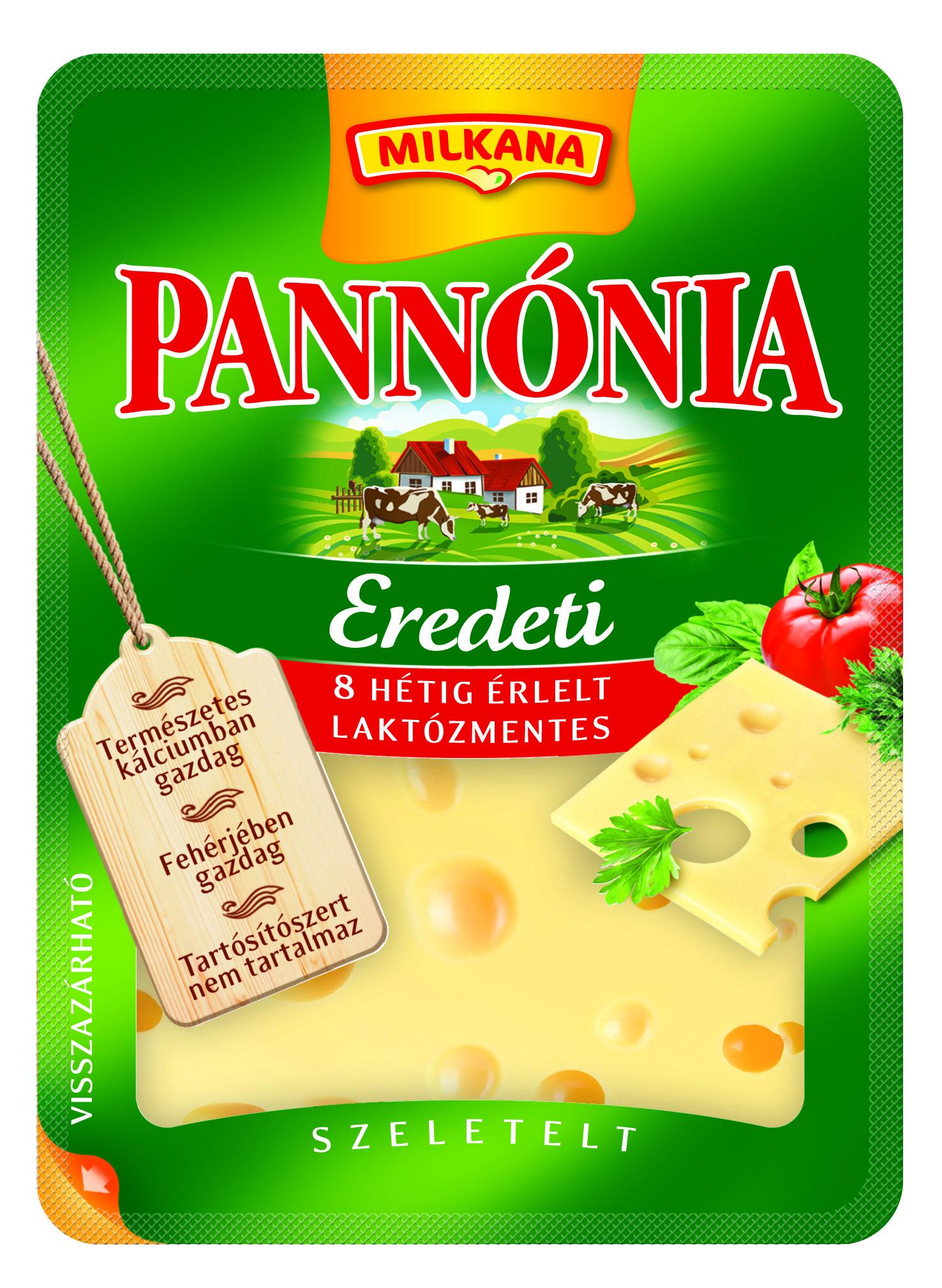 Milkana Eredeti Pannonia szeletelt
