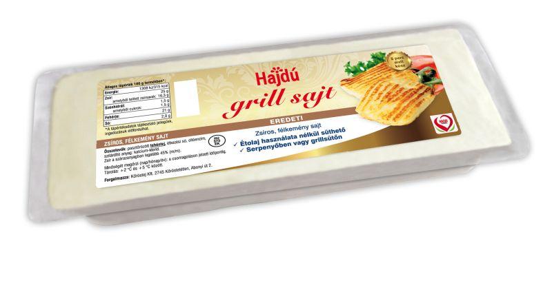 HAJDÚ grillsajt 1kg