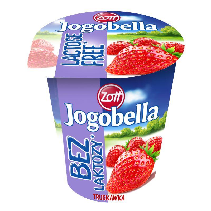 JOGOBELLA Laktozmentes gyumolcsjoghurtok 150g