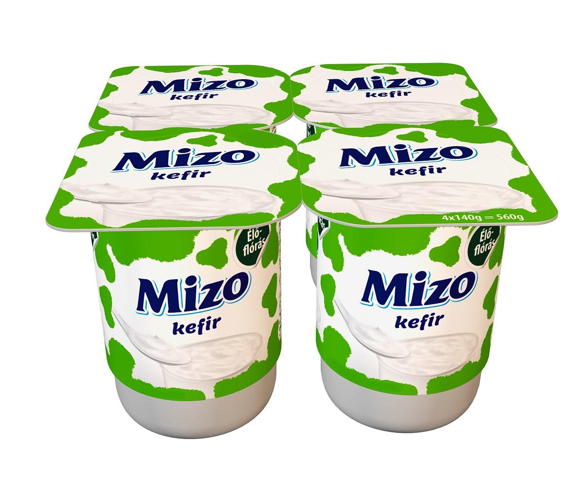 MIZO Kefír 4x140g