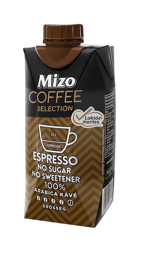 MIZO Coffee Selection 330g Espresso no sugar