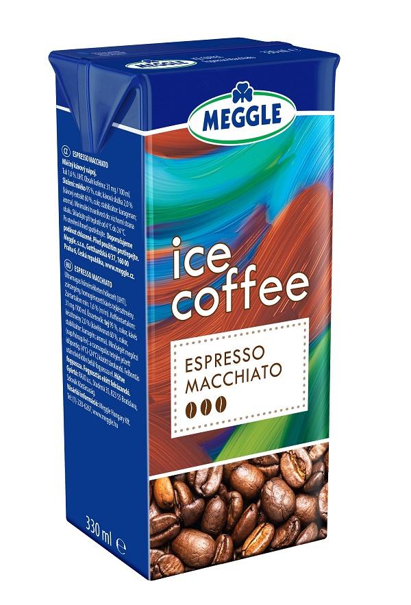 MEGGLE Ice coffee 330ml több ízben