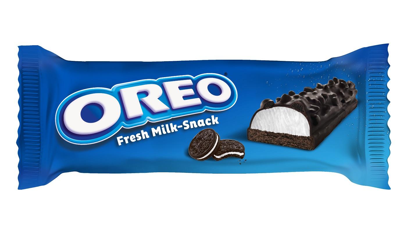 OREO Étcsokoládés hűtött tej snack 30g