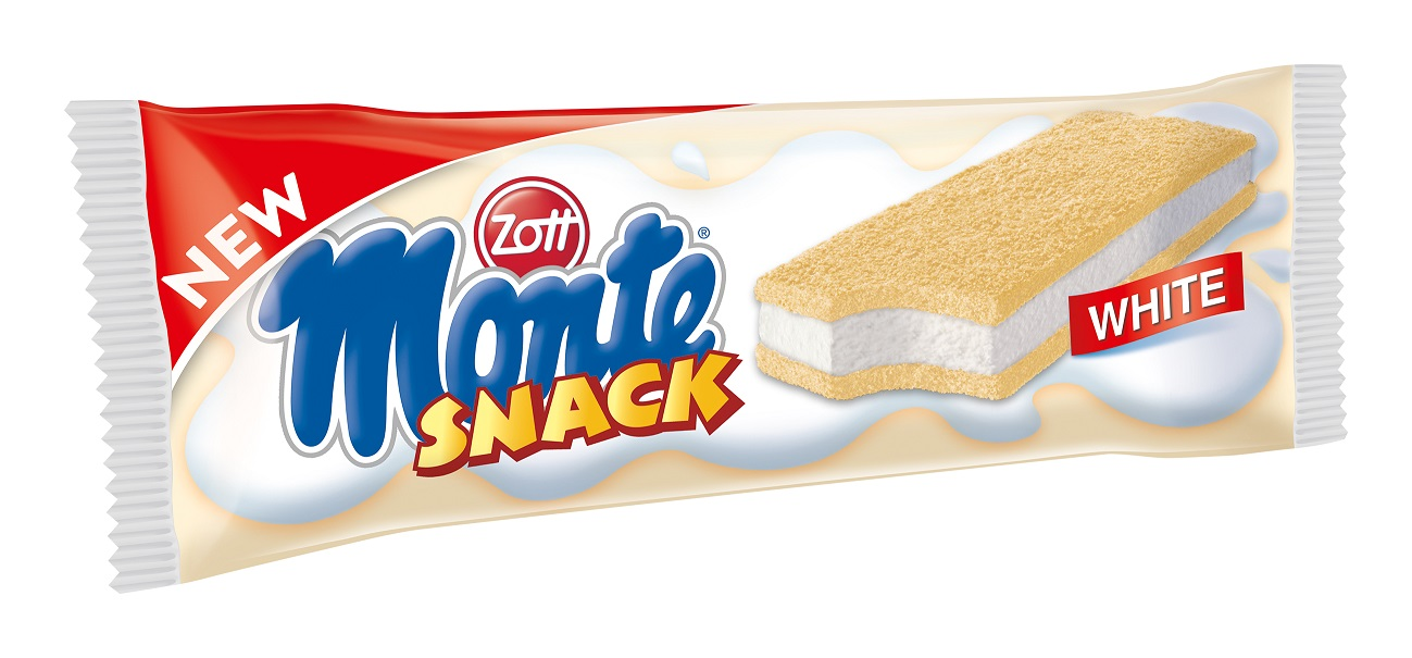 ZOTT MONTE Snack white 29g
