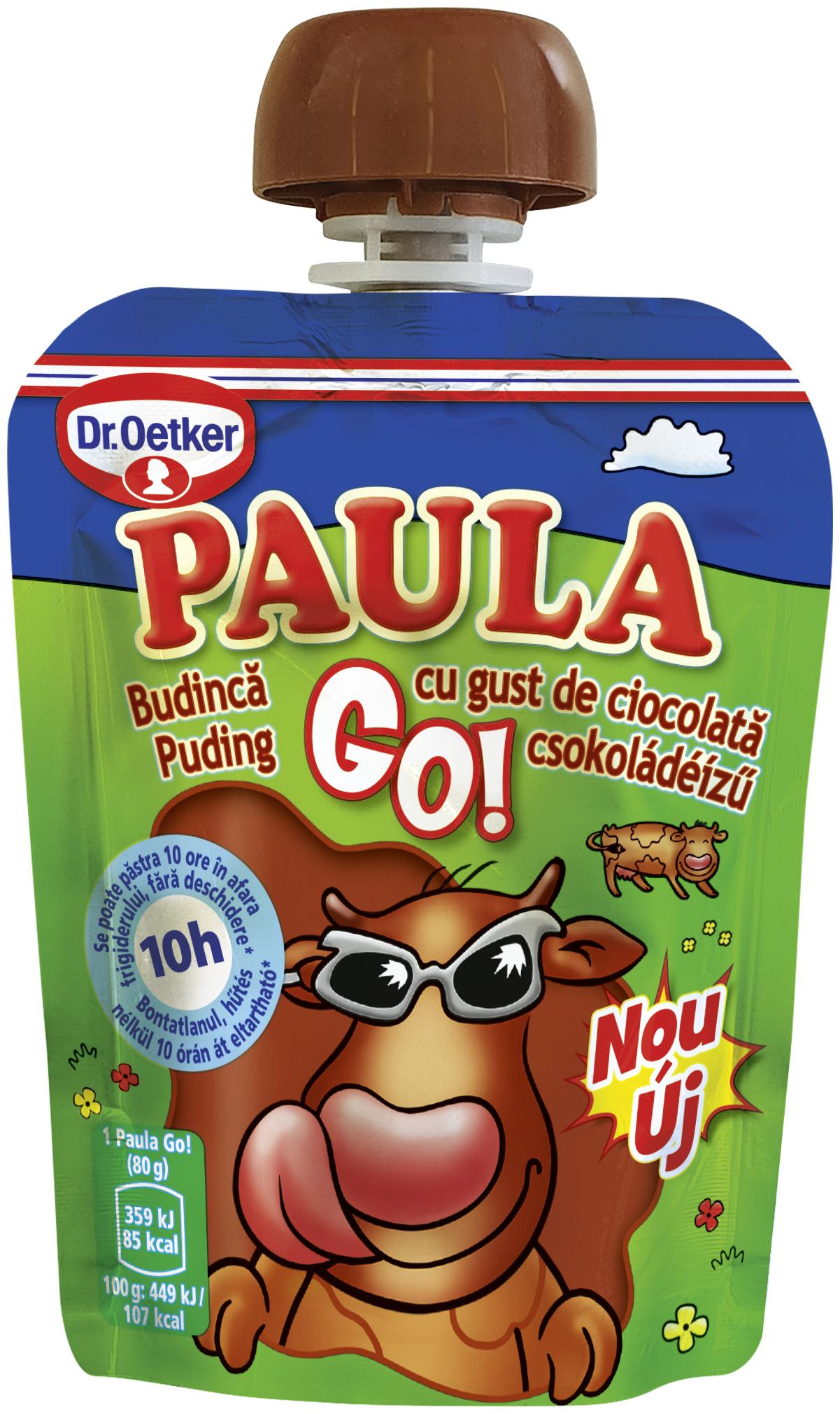 PAULA GO! Pudingok 80g