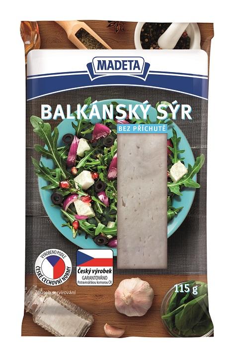 MADETA Balkán sajtok 115g
