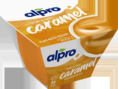 ALPRO Caramel desszert 125g