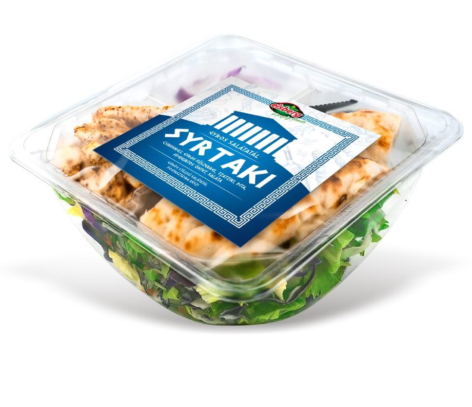 EISBERG Syrtaki saláta 235g