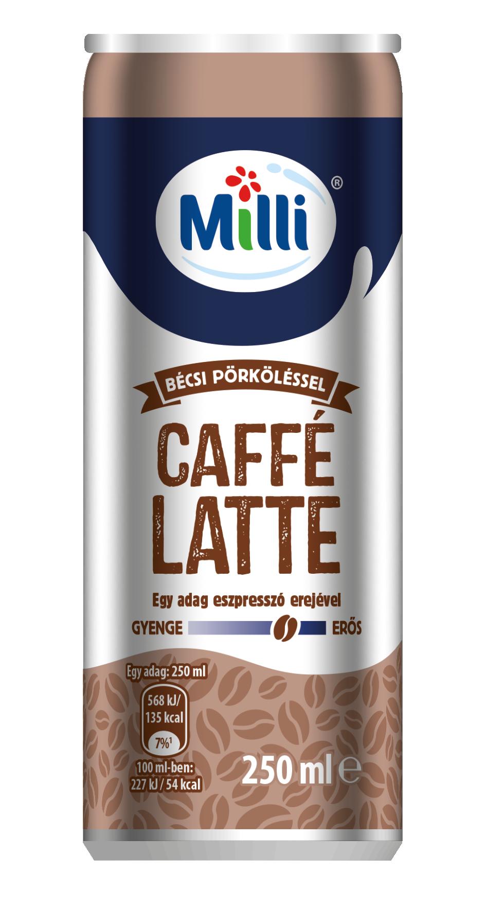MILLI Caffé Latte 250ml