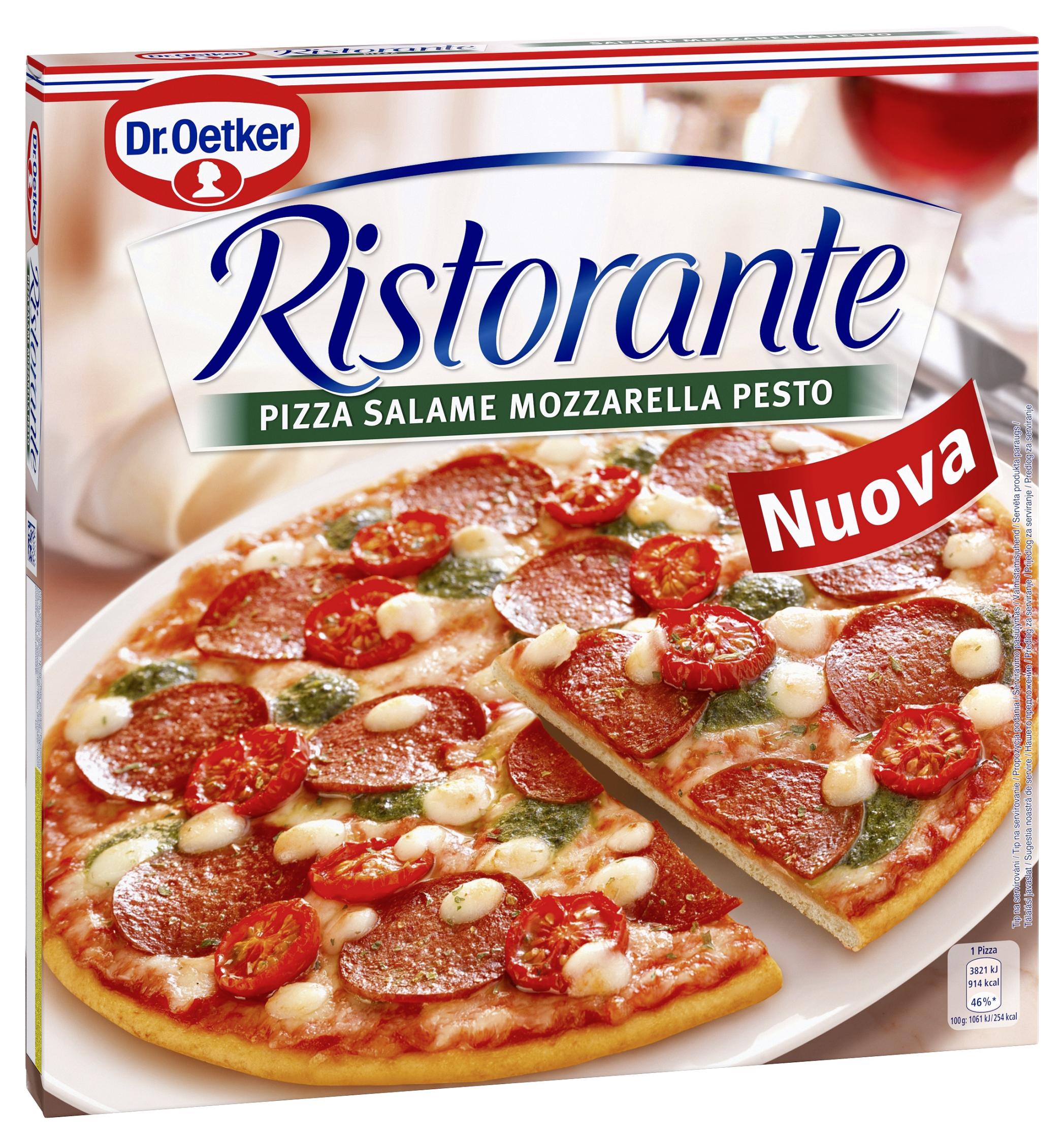 DR. OETKER Ristorante pizza több ízben