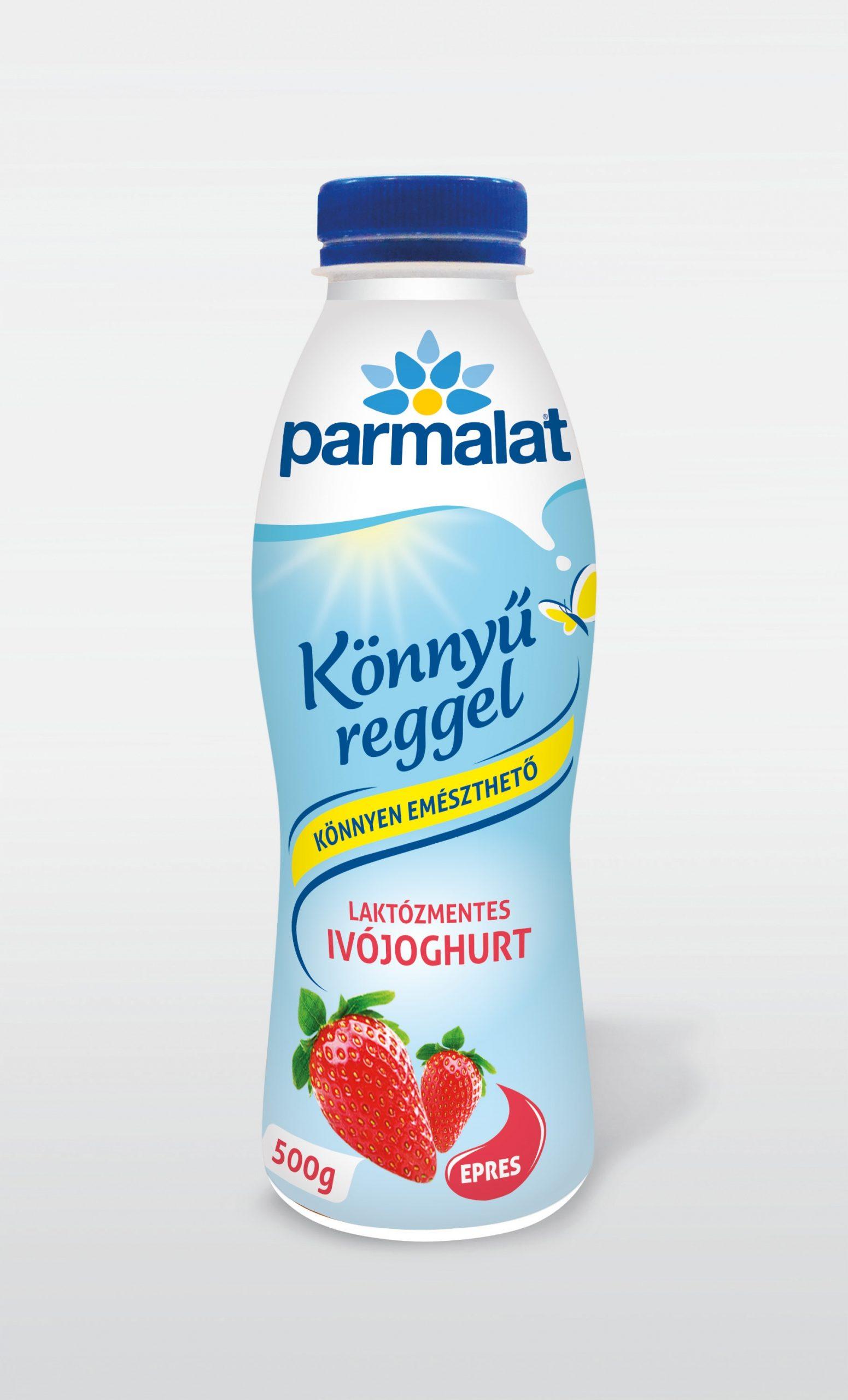 PARMALAT Laktózmentes ivójoghurt 500g