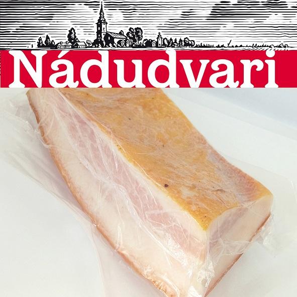 NÁDUDVARI Darabolt erdélyi szalonna 250g